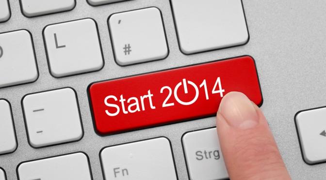 2014个人年度计划
